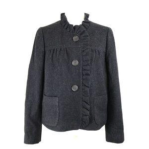 J. CREW Donegal Fiona Wool Blazer Jacket